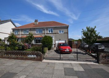 Thumbnail 5 bed semi-detached house for sale in Dane Avenue, Barrow-In-Furness, Cumbria