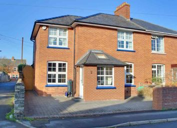 Thumbnail 3 bed semi-detached house for sale in Clinton Road, Barnstaple