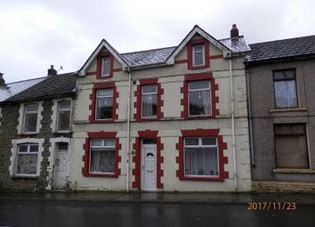 Thumbnail Property for sale in Park Road, Cwmparc, Rhondda Cynon Taff.