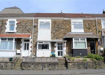 Thumbnail Terraced house for sale in Norfolk Street, Swansea