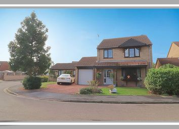 Thumbnail 5 bed detached house for sale in Brauncewell Close, Ruskington, Sleaford