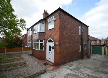 Thumbnail 3 bed semi-detached house for sale in Reddish Road, Reddish, Stockport, Greater Manchester