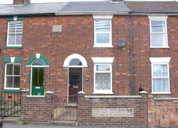 Thumbnail 3 bed terraced house to rent in Caxton Road, Beccles