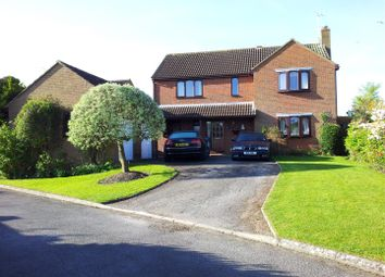 Thumbnail 4 bed property for sale in Walnut Tree Gardens, Lydiard Millicent, Swindon