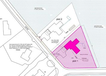 Thumbnail Land for sale in Tullynessle, Alford