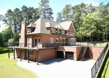 Thumbnail 7 bed detached house to rent in The Rise, Reading Road, Finchampstead, Wokingham