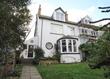 Thumbnail 6 bed semi-detached house for sale in Melvill Road, Falmouth