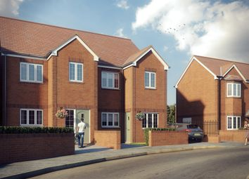 Thumbnail 3 bed semi-detached house for sale in Crocketts Lane, Smethwick, Birmingham