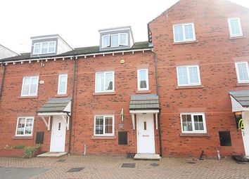 Thumbnail 3 bed town house to rent in Spinners Place, Warrington