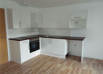 Thumbnail 1 bed flat to rent in Markfield Court, Leicester
