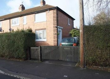 Thumbnail 2 bedroom terraced house for sale in Cheviot Street, Derby