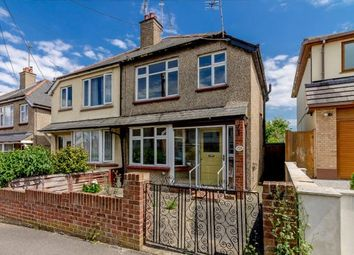 Thumbnail 3 bed semi-detached house for sale in Benfleet, Essex