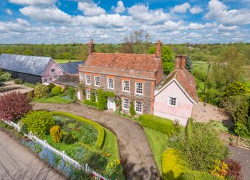 Thumbnail 7 bed detached house for sale in Monks Eleigh, Ipswich, Suffolk