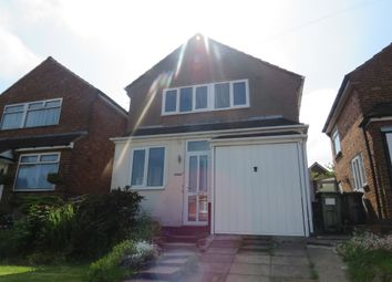Thumbnail 3 bed detached house for sale in Red House Park Road, Great Barr, Birmingham