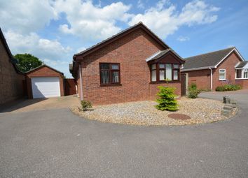 Thumbnail 3 bed detached bungalow for sale in Smiths Walk, Oulton Broad, Lowestoft