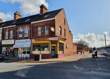 Retail premises for sale in Hessle Road, Hull HU3