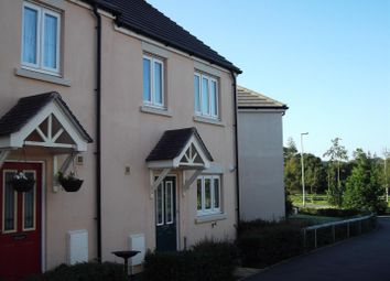 Thumbnail 3 bed end terrace house to rent in Hooper Close, Hatherleigh, Okehampton