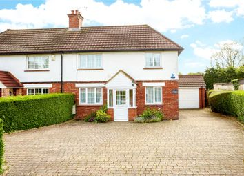Thumbnail 3 bed semi-detached house for sale in Welcome Cottages, Slines Oak Road, Woldingham