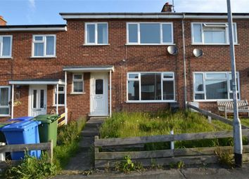 Thumbnail 3 bed terraced house for sale in Loten Drive, Hornsea, East Yorkshire