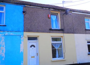 Thumbnail 1 bed terraced house for sale in Hopkin Street, Treherbert, Rhondda Cynon Taff.