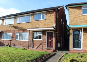 Thumbnail 2 bed maisonette to rent in Hazeltree Croft, Acocks Green, Birmingham, West Midlands