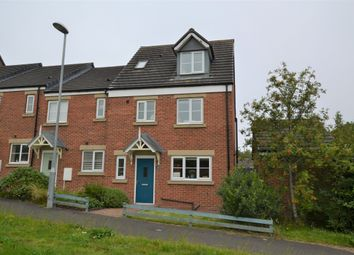 Thumbnail 4 bed end terrace house for sale in Bowes View, Birtley, Chester Le Street