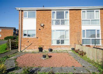 3 bed flat for sale in Hebden Avenue, Carlisle, Cumbria CA2