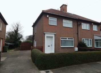 Thumbnail 3 bed semi-detached house to rent in Kings Gardens, Blyth