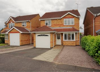 Thumbnail 3 bedroom detached house for sale in Burchnall Road, Thorpe Astley