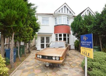 Thumbnail 3 bed semi-detached house for sale in Argyle Road, North Harrow, Harrow
