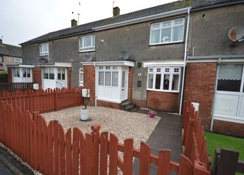 Thumbnail 2 bed terraced house for sale in Dykehead Drive, Hurlford, Kilmarnock