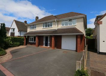 Thumbnail 4 bedroom detached house for sale in Princes Gardens, Wolverhampton, West Midlands
