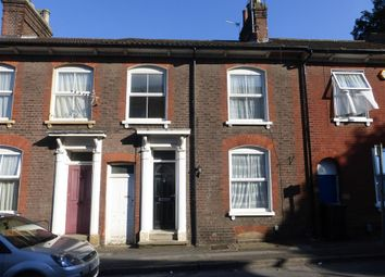 Thumbnail 3 bed terraced house for sale in Albion Street, Dunstable