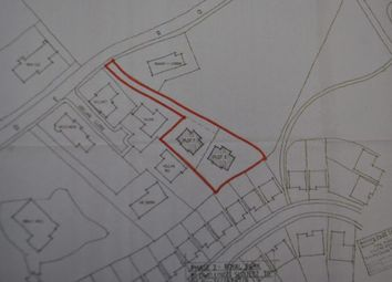 Thumbnail Studio for sale in Building Plot 1, Eastfield, Bride Road, Ramsey