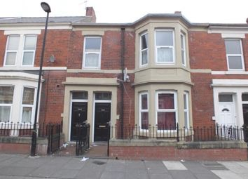 Thumbnail 3 bedroom flat for sale in Wingrove Avenue, Newcastle Upon Tyne