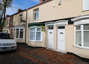 Thumbnail 2 bed terraced house to rent in Buckingham Road, Stockton - On - Tees