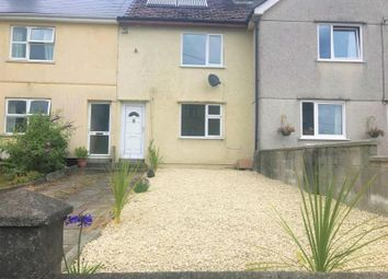 Thumbnail 2 bed terraced house to rent in Carlyon Road, St. Austell, Cornwall