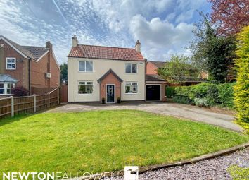 Thumbnail 3 bed detached house for sale in Main Street, Clarborough, Retford