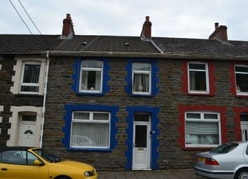 Thumbnail 2 bedroom terraced house for sale in Brynmair Road, Aberdare, Mid Glamorgan