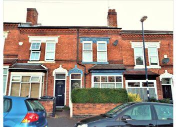 Thumbnail 2 bed terraced house for sale in Regent Street, Birmingham