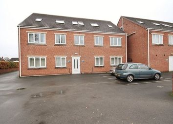 Thumbnail 2 bed flat to rent in Hut Green, Eggborough, Goole