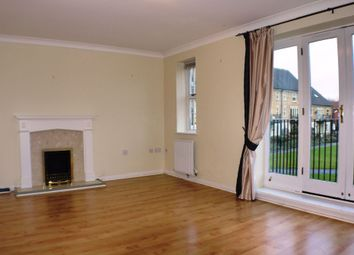 Thumbnail 4 bedroom terraced house to rent in Clegg Square, Shenley Lodge