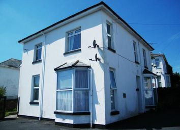 Thumbnail 3 bed maisonette for sale in Paignton, Devon