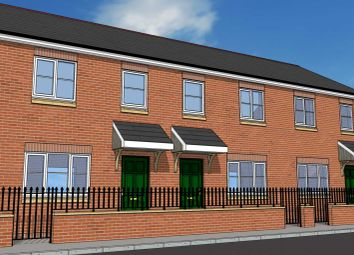 Thumbnail 3 bedroom mews house for sale in Dickinson Street West, Horwich, Bolton