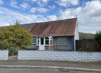 Thumbnail 2 bed bungalow for sale in Heol Taliesin, Cwmavon, Port Talbot, Neath Port Talbot.