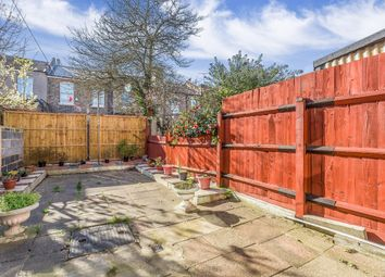 Thumbnail 2 bed terraced house for sale in Chatham Road, London