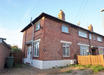 Thumbnail 2 bedroom end terrace house for sale in Maidstone Crescent, Portsmouth