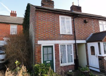 Thumbnail 2 bed end terrace house for sale in London Road, Horndean, Waterlooville