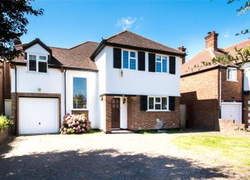 Thumbnail 5 bed detached house for sale in Cumberland Drive, Esher, Surrey