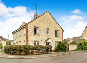 Thumbnail 3 bed semi-detached house for sale in Grebe Road, Bicester